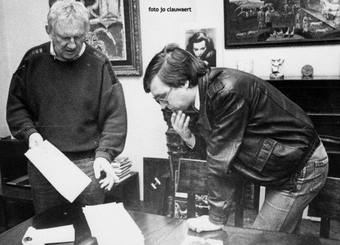 35 jaar geleden: een memorabel avondje uit met HugoClaus