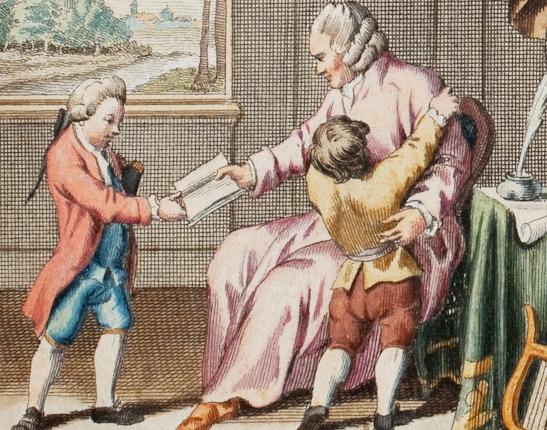 Hieronymus van Alphen(1746-1803)