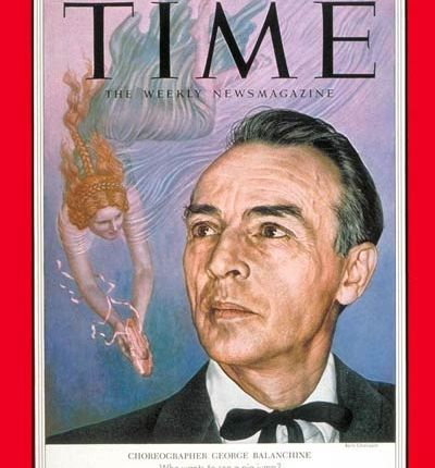 George Balanchine (1904-1983)
