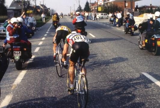 Dertig jaar geleden: Eddy Planckaert wint de Ronde vanVlaanderen