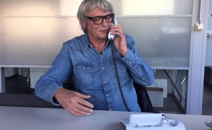Pieter Aspe wordt65…