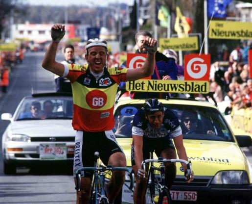 25 jaar geleden: Johan Museeuw wint zijn eerste Ronde vanVlaanderen