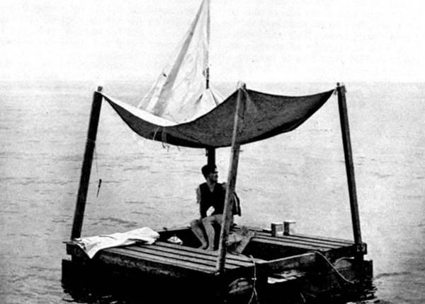 75 jaar geleden: gered na 133 dagen opzee