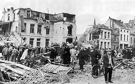 75 jaar geleden: het bombardement vanMortsel