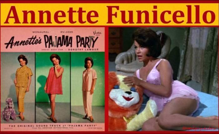 Annette Funicello (1942-2013)
