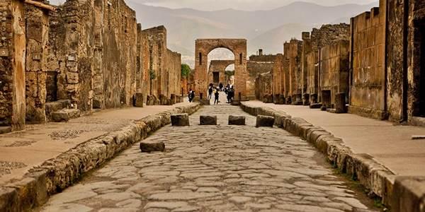 270 jaar geleden: de ruïnes van Pompeiïontdekt