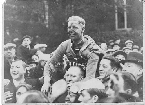 Tachtig jaar geleden: Lucien Storme wintParijs-Roubaix