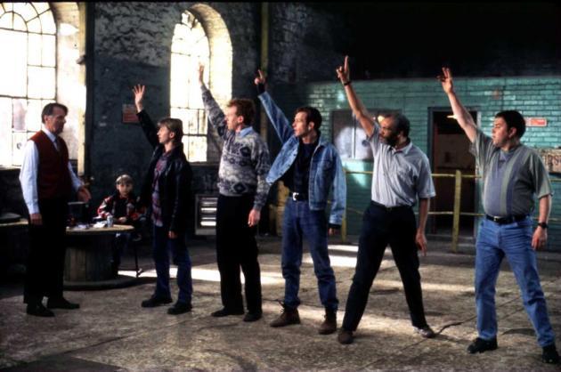 """Twintig jaar geleden: """"The Full Monty"""" grote winnaar bij deBAFTA's"""