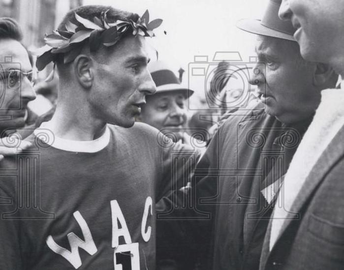 55 jaar geleden: Aureel Vandendriessche wint zijn eerste BostonMarathon