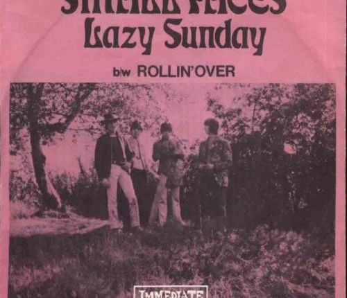 "Vijftig jaar geleden: ""Lazy Sunday"" (The Small Faces)"