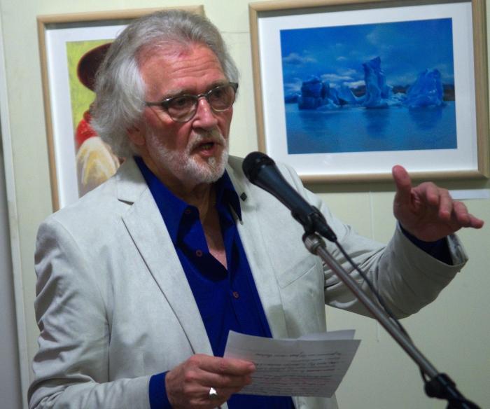 Paul Geerts stelt eigen werk tentoon in Het Molenhuis(Temse)