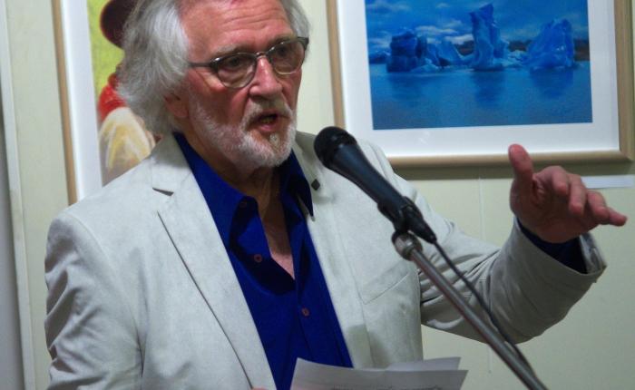 Paul Geerts stelt eigen werk tentoon in het Gemeentemuseum vanTemse