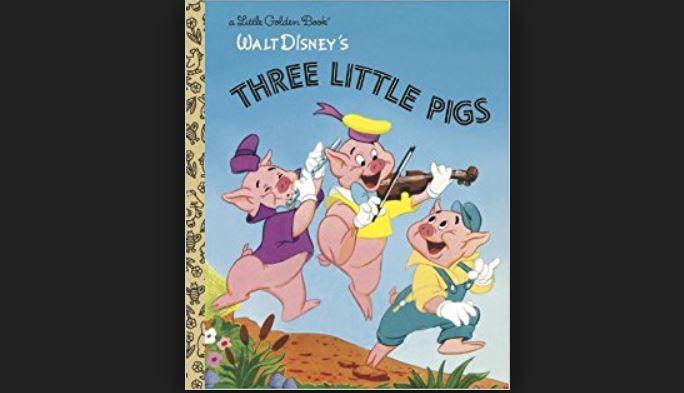 """85 jaar geleden: Disney's """"Drie biggetjes"""""""
