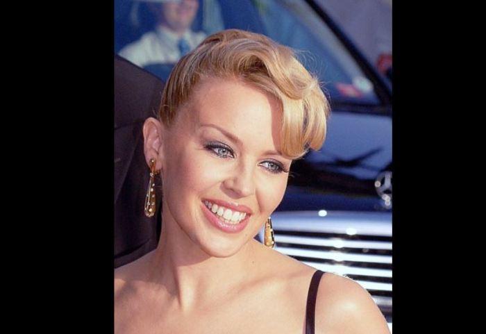 Kylie Minogue wordtvijftig…