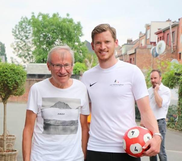 Record: Jan Vertonghen 100ste selectie als RodeDuivel