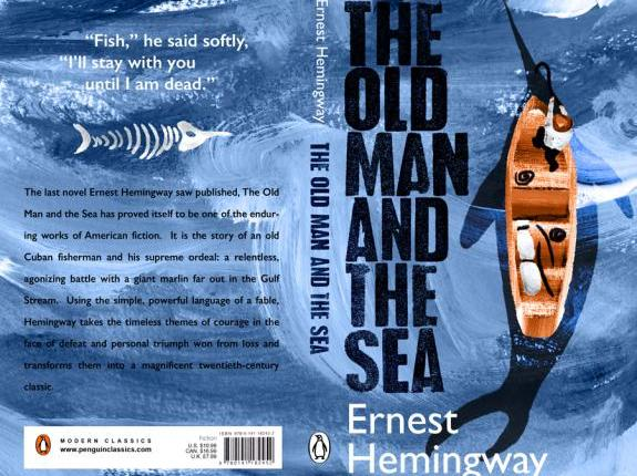 "65 jaar geleden: Pulitzer Prize voor ""The old man and the sea"""