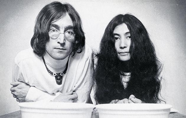 Vijftig jaar geleden: John Lennon en Yoko Ono gaansamenwonen