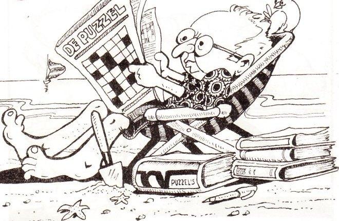 Vijftig jaar geleden: Jan Mestdagh begint op De RodeVaan