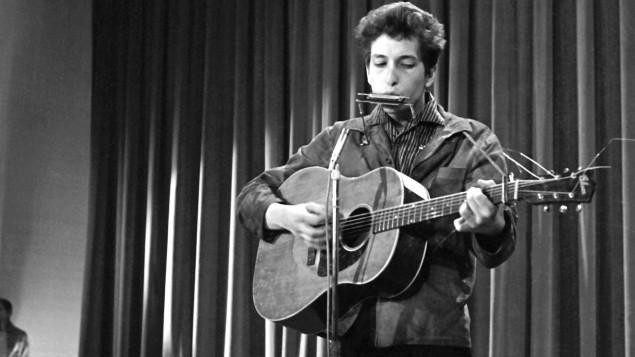 55 jaar geleden: Bob Dylan trapt het af bij EdSullivan