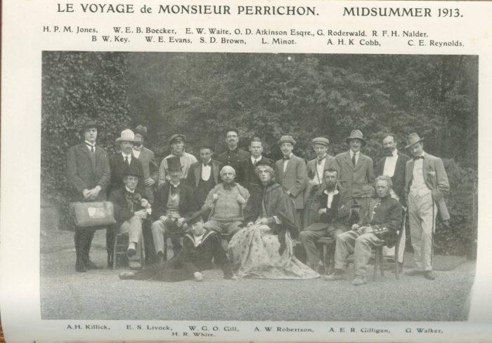 """25 jaar geleden: """"Le voyage de monsieur Perrichon"""" door het Multatulitheater"""