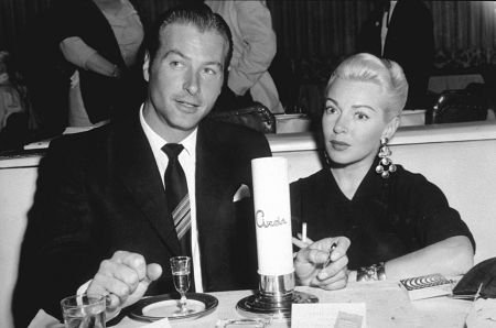 65 jaar geleden: huwelijk Lex Barker met LanaTurner