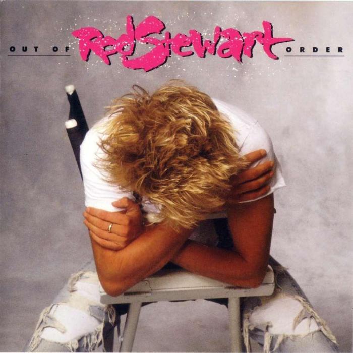 """Dertig jaar geleden: release van """"Out of order"""" (RodStewart)"""