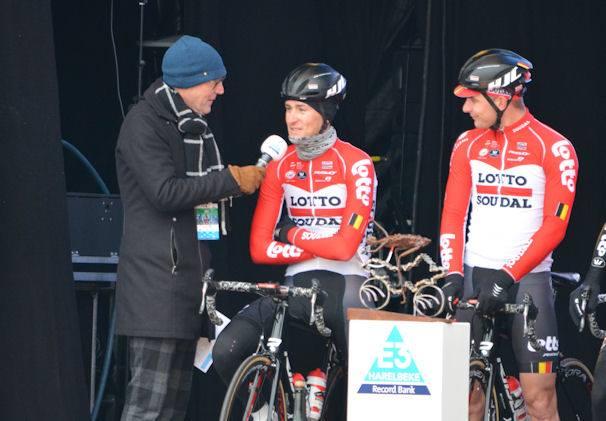 Tiesj Benoot wint puntenklassement in Parijs-Nice…