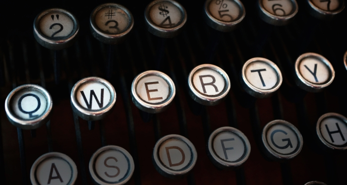 150 jaar geleden: how the qwerty keyboard was born