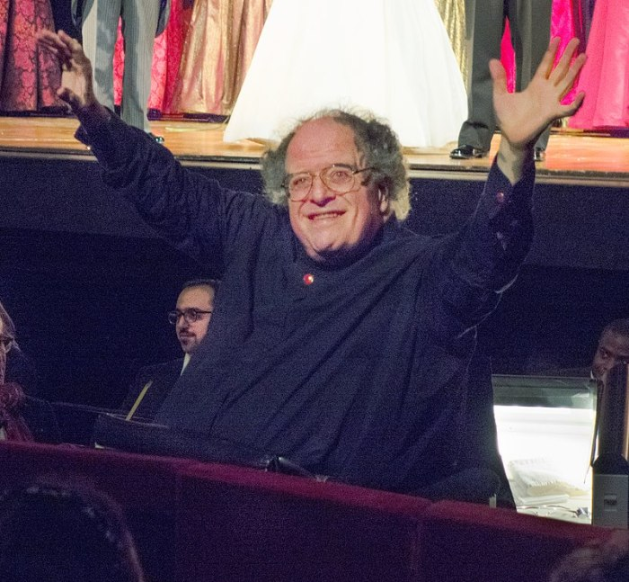 James Levine wordt 75…