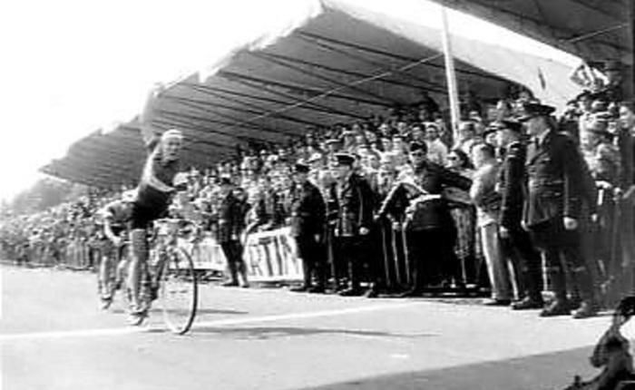 Zestig jaar geleden: André Darrigade wint inGent