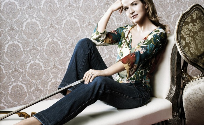 Anne-Sophie Mutter wordt 55…