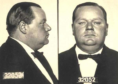 Roscoe 'Fatty' Arbuckle(1887-1933)
