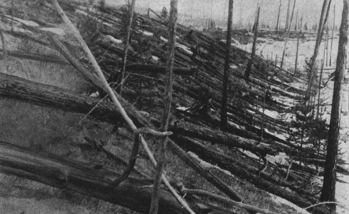 110 jaar geleden: het Tunguska-incident