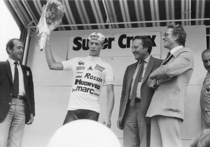 35 jaar geleden: Eric Vanderaerden wint deTourproloog