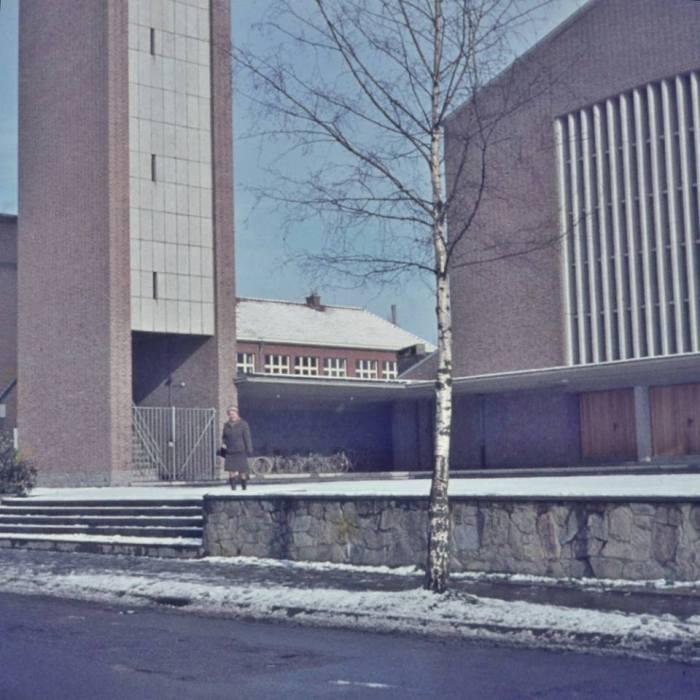 55 jaar geleden: inzegening Christus Koningkerk(Temse)