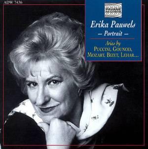 Dertig jaar geleden: recital door ErikaPauwels
