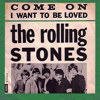 """55 jaar geleden: The Rolling Stones debuteren met """"Comeon"""""""