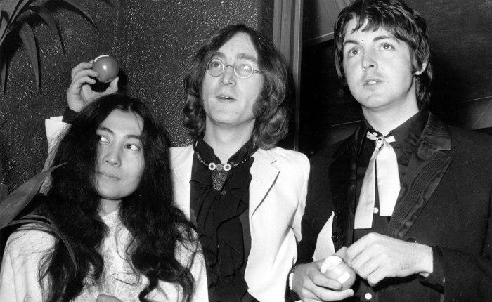 Vijftig jaar geleden: John en Paul in aparte studio's…