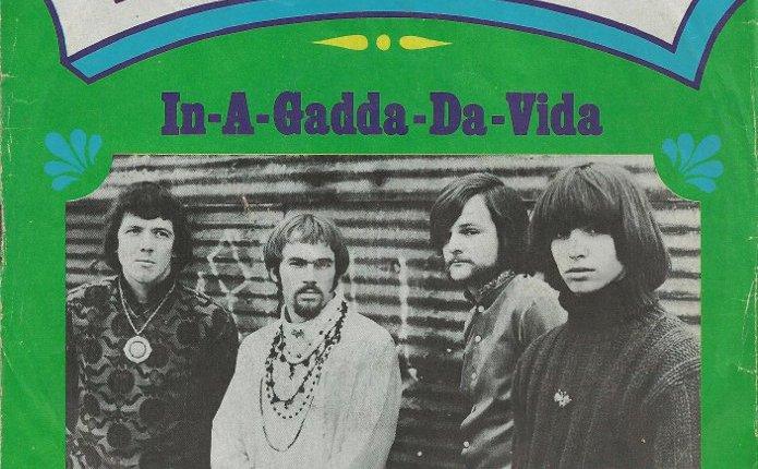"Vijftig jaar geleden: ""In-a-gadda-da-vida"" van IronButterfly"