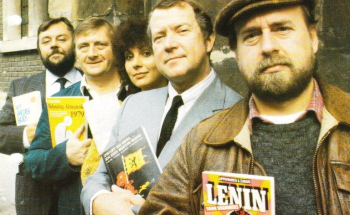 """Dertig jaar geleden: laatste draaidag van """"De collega's maken debrug"""""""