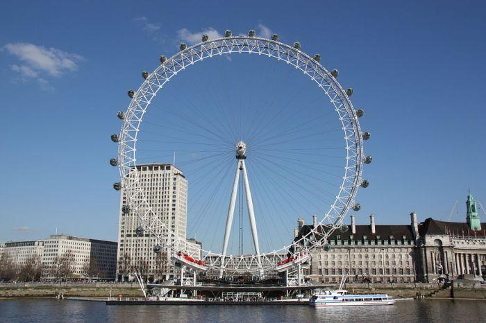 Vijftien jaar geleden: The LondonEye