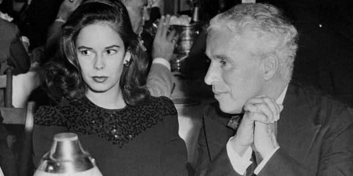 75 jaar geleden: huwelijk van Charles Chaplin met OonaO'Neill