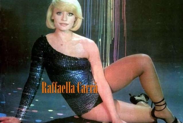 Raffaella Carra wordt75…