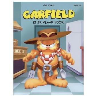 Garfield wordt veertig…