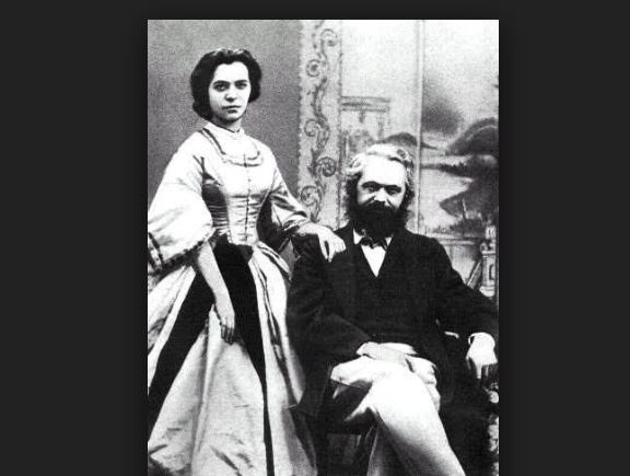 175 jaar geleden: huwelijk van Karl Marx met Jenny vonWestfalen