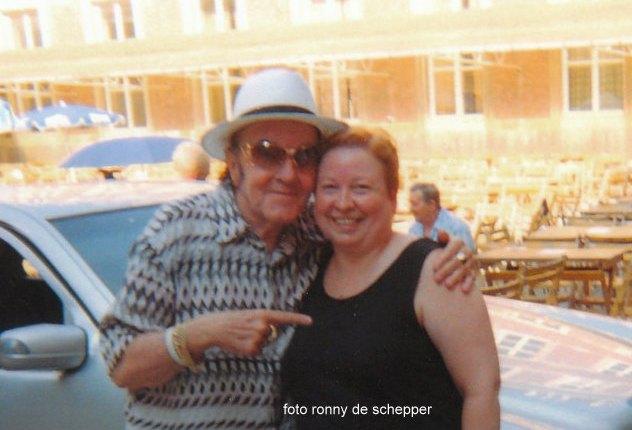 Tien jaar geleden: Eddy Wally bijSint-Bavo