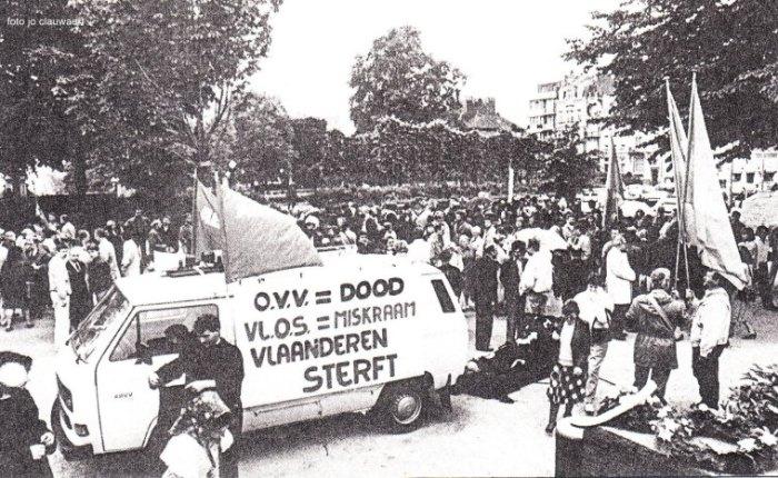 35 jaar geleden: einde van de Opera voorVlaanderen
