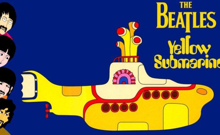 """Vijftig jaar geleden: première van """"Yellow Submarine"""""""
