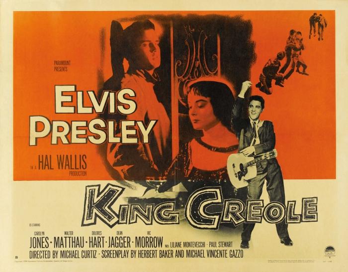 """Zestig jaar geleden: première van """"KingCreole"""""""