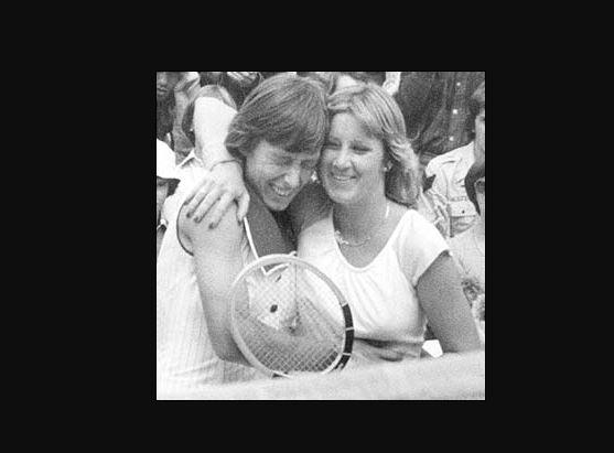 Veertig jaar geleden: Martina Navratilova wint haar eerste grandslamtoernooi